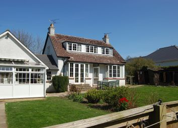 Thumbnail 4 bed detached house for sale in Church Hill, Shepherdswell, Dover