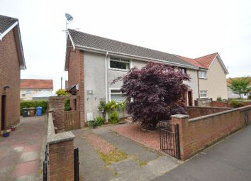 Thumbnail 2 bed terraced house for sale in James Crescent, Irvine, North Ayrshire