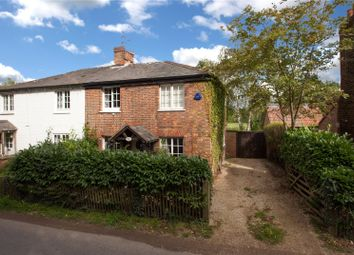 Thumbnail 4 bed semi-detached house for sale in Shurlock Road, Waltham St. Lawrence, Berkshire
