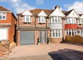 Thumbnail 4 bed semi-detached house for sale in Orton Avenue, Walmley, Sutton Coldfield
