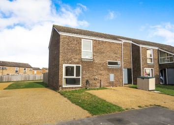 Thumbnail 3 bed end terrace house for sale in Apple Close, Raf Lakenheath, Brandon