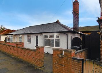 Thumbnail 2 bed semi-detached bungalow for sale in Kitchener Road, Leicester, Leicestershire