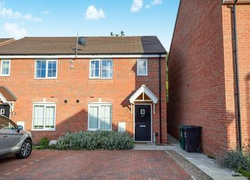 Thumbnail 3 bedroom semi-detached house for sale in Stonebridge Way, Calverton, Nottingham, Nottinghamshire