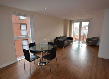 Thumbnail 2 bedroom flat to rent in Sillavan Way, Salford