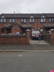 Thumbnail 4 bed terraced house for sale in James Henry Avenue, Salford