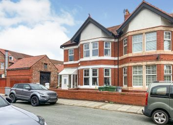 Thumbnail 4 bed semi-detached house for sale in Manor Road, Hoylake, Wirral