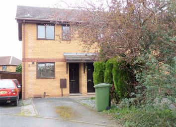 Thumbnail 1 bed terraced house for sale in The Pastures, Lower Bullingham, Hereford