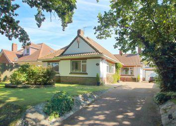 Thumbnail 3 bed detached bungalow for sale in South Street, Pennington, Lymington, Hampshire