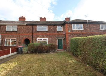 Thumbnail 3 bedroom terraced house to rent in Wortley Avenue, Salford