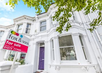 Thumbnail 4 bed terraced house for sale in Upper Hamilton Road, Brighton