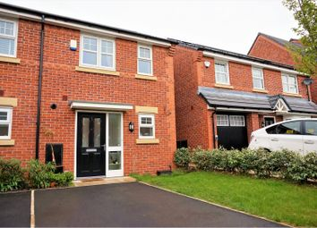 Thumbnail 2 bed semi-detached house for sale in Goat Willow Road, Manchester