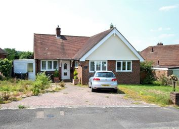 Thumbnail 2 bed detached bungalow for sale in Ashdown View, East Grinstead, West Sussex