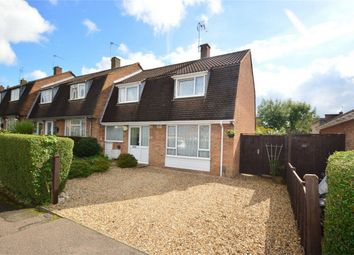 Thumbnail 3 bedroom end terrace house for sale in Redhall Drive, Hatfield, Hertfordshire