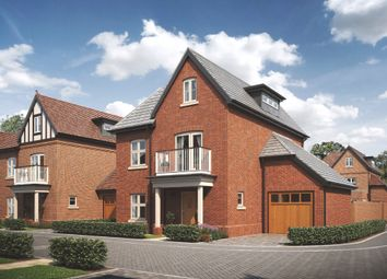 Thumbnail 4 bed detached house for sale in Taplow Riverside, Mill Lane, Taplow