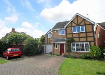 Thumbnail 4 bedroom detached house for sale in Easby Abbey, Riverfield, Bedford
