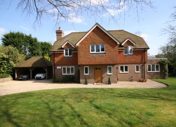 Thumbnail 5 bed detached house for sale in The Drive, Maresfield Park, Maresfield, Uckfield