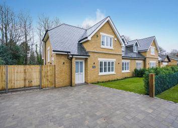 Oatlands Avenue, Weybridge KT13. 3 bed semi-detached house for sale