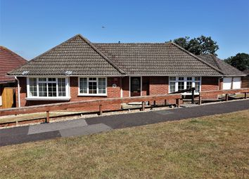 3 bed detached bungalow for sale in Mountfield, Hythe, Southampton SO45