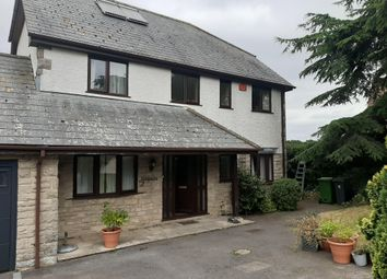 Thumbnail 4 bed link-detached house to rent in Smallridge, Axminster
