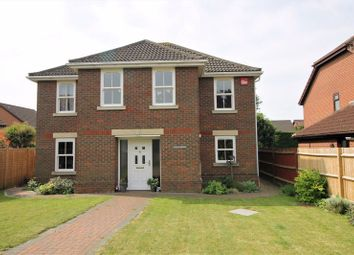 Thumbnail 5 bed detached house for sale in The Fairway, Warsash, Southampton