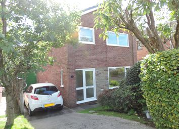 Thumbnail 3 bed detached house for sale in Chiltern Drive, Royton, Oldham