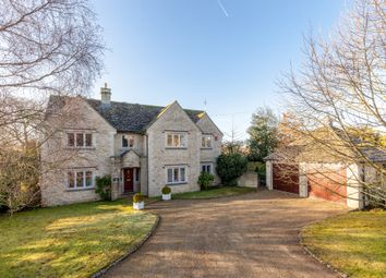 Thumbnail 4 bed detached house for sale in Filkins, Lechlade, Oxfordshire