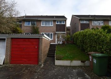 Thumbnail 3 bed semi-detached house to rent in Holmwood Avenue, Goosewell, Plymouth, Devon