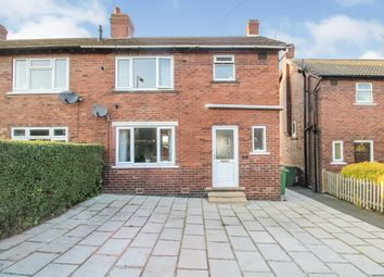 Ridge Crescent, Middlestown, Wakefield WF4. 2 bed semi-detached house
