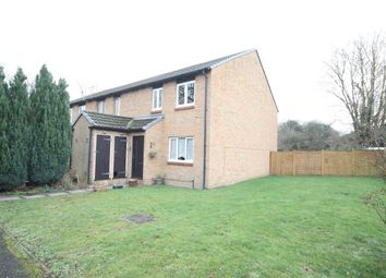 Thumbnail 1 bed flat for sale in Hallington Close, Horsell, Woking