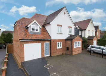 Thumbnail 4 bed end terrace house for sale in Regents Place, Loughton