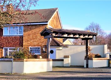 Thumbnail 3 bed semi-detached house for sale in Truro Close, Gillingham