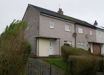 Thumbnail 2 bed terraced house for sale in Glen Avenue, Neilston