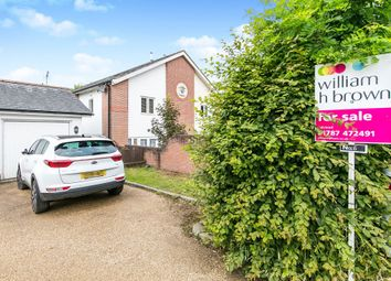 Thumbnail 4 bedroom semi-detached house for sale in Greenwood Court, Mill Chase, Halstead