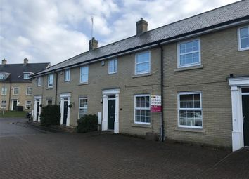 Thumbnail 3 bed terraced house to rent in Crown House Close, Thetford