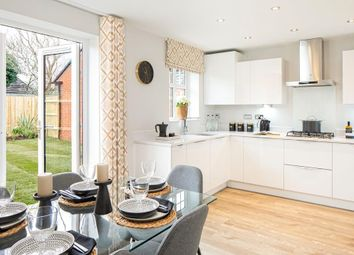 """Thumbnail 3 bedroom semi-detached house for sale in """"Kennett"""" at Leigh Road, Wimborne"""