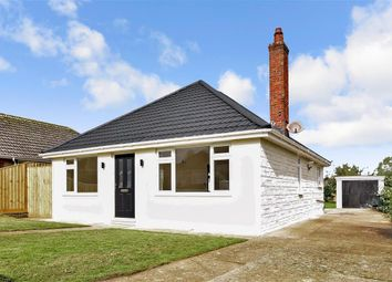 Thumbnail 3 bed detached bungalow for sale in Roseway, Sandown, Isle Of Wight