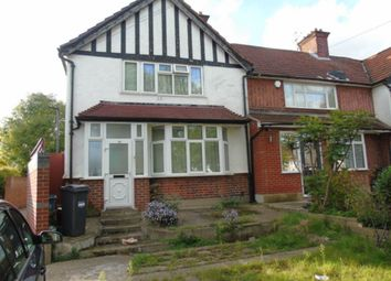 Thumbnail 3 bed end terrace house for sale in Devon Way, Heston