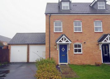 Thumbnail 3 bed barn conversion for sale in Northbridge Park, St. Helen Auckland, Bishop Auckland
