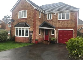 Thumbnail 4 bedroom detached house for sale in Min Y Coed, Margam, Port Talbot, Neath Port Talbot.
