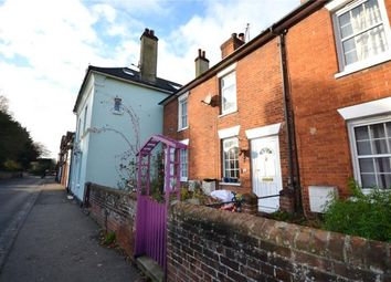 Thumbnail 2 bed terraced house for sale in London Road, Saffron Walden, Essex