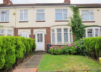 Thumbnail 2 bedroom terraced house for sale in Middlemarch Road, Coventry