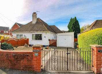 Thumbnail 2 bed bungalow for sale in Holywell Crescent, Abergavenny