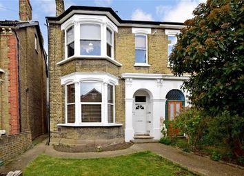 Thumbnail 1 bedroom flat for sale in Wallwood Road, London