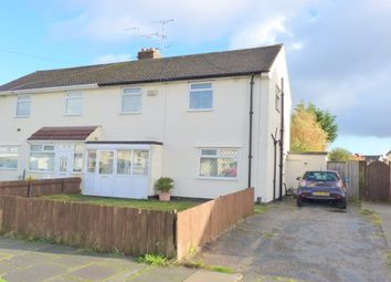 Thumbnail 2 bed semi-detached house to rent in Blundells Drive, Moreton, Wirral