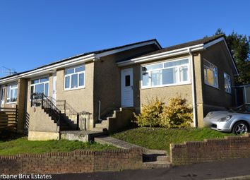 3 bed semi-detached bungalow for sale in Mount Road Risca, Newport NP11