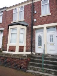 Thumbnail 2 bed flat to rent in Brighton Road, Bensham, Gateshead
