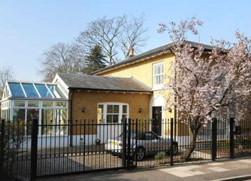 Thumbnail 4 bed detached house to rent in Paddock Lodge, Clifton Road, Wimbledon Village