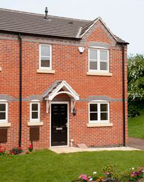 Thumbnail 3 bedroom town house for sale in The Ashby At Phoenix Place, Unwin Road, Sutton In Ashfield