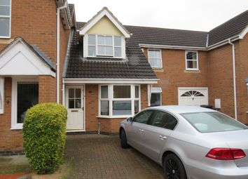 Thumbnail 3 bed terraced house for sale in Earlsfield Close, Wootton, Northampton