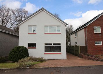 Thumbnail 4 bed detached house for sale in Stakehill, Largs